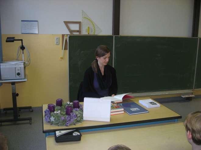 Autorenlesung Pruckner