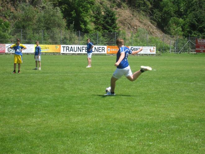 Fußballturnier 2014