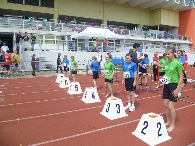 Leichtathletik - LM