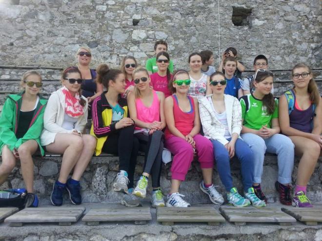 Sportwoche 2014