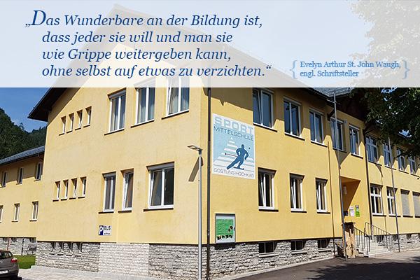 Sportmittelschule Göstling